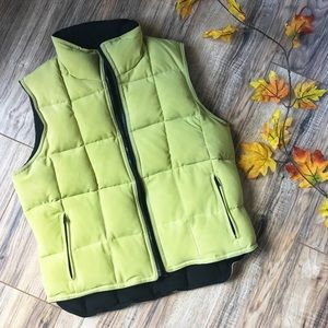 Express Down/WaterFowl Fill Reversible Puffer Vest